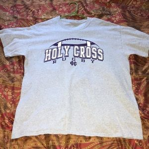 Holy Cross Rugby Tee